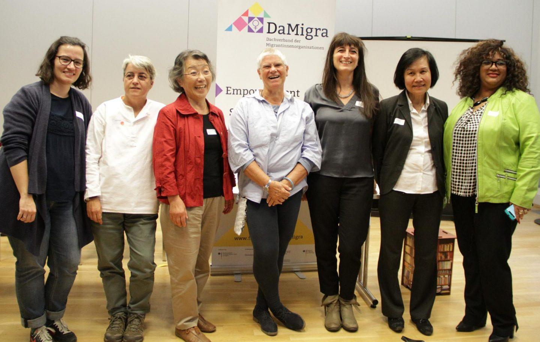 Vorstandsfrauen DaMigra e.V.